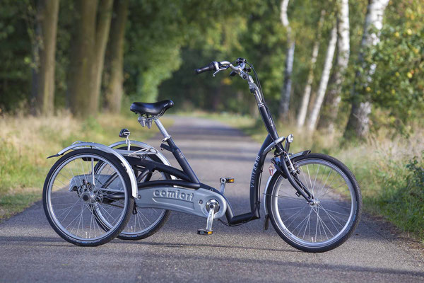 Van Raam Maxi Comfort Dreirad - schnell und sicher unterwegs