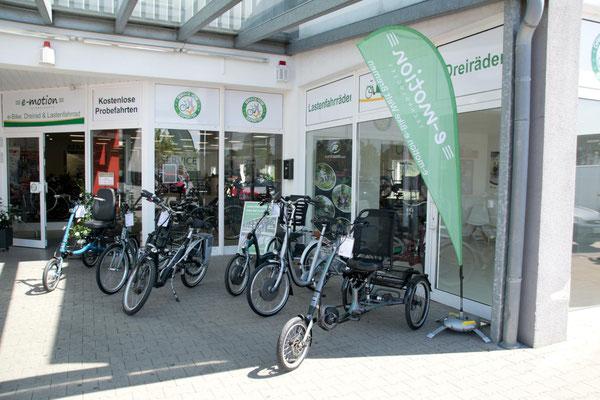 Das Dreirad-Zentrum Bremen