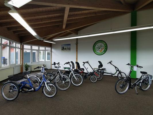 Das Dreirad-Zentrum Kempten