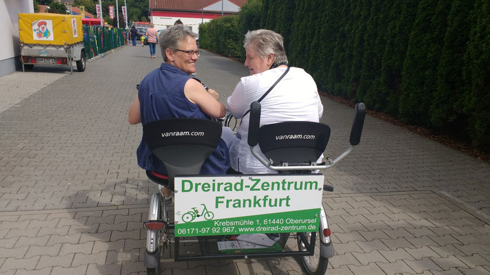 Dreirad Zentrum Frankfurt Seniorenresidenz Haus Taunusblick
