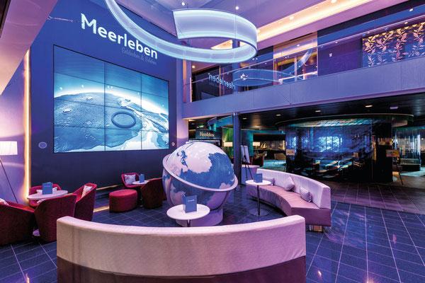 Meerleben Bar |© TUI Cruises