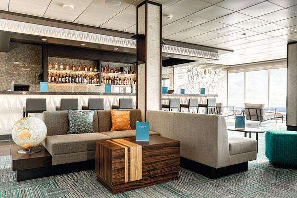 Himmel & Meer Lounge | © TUI Cruises