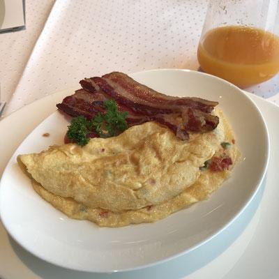 Omelett // © Cruise Paper