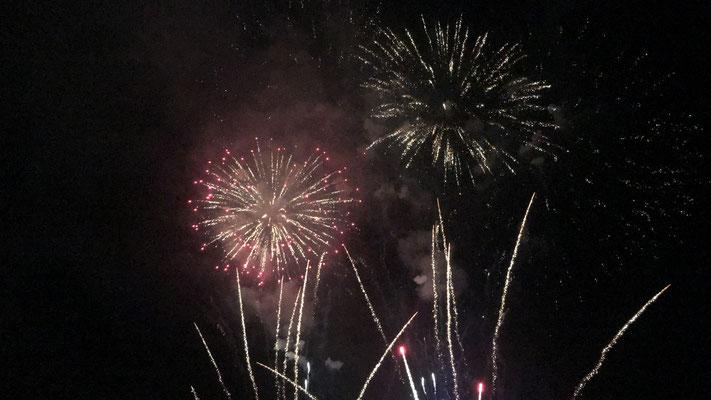Das große Feuerwerk auf Teneriffa  ©Luisa Wicht
