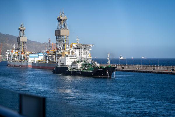 Das LNG-Tankschiff ,,Cardissa'' |© AIDA Cruises
