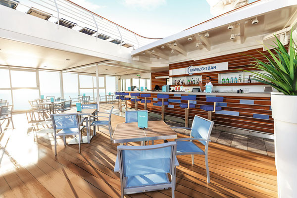 Unverzicht Bar | © TUI Cruises