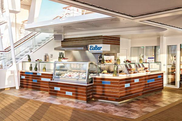 Eis Bar |© TUI Cruises
