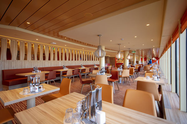 Fuego Restaurant | © Meyer Werft