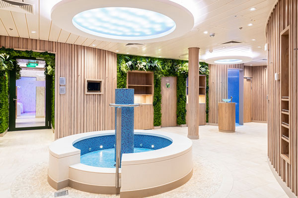 Organic Spa | © AIDA Cruises