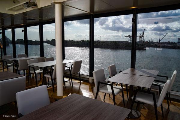 Lido Café Sitzbereich