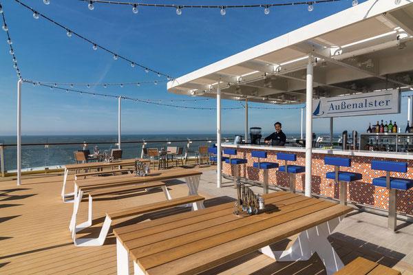 Außenalster Bar |© TUI Cruises