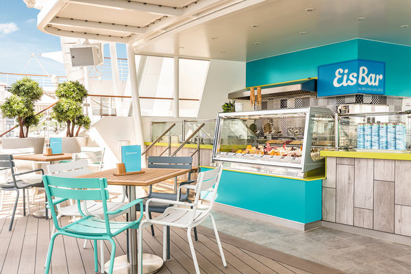 Eis Bar | © TUI Cruises