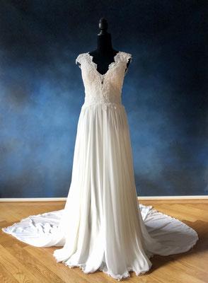Wunderschönes Brautkleid von Pronivias.