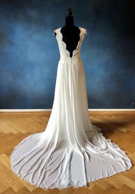 Wunderschönes Second Hand Brautkleid von Pronivias.