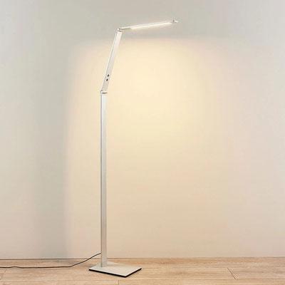 Filigrane LED-Leseleuchte Nicano, Lichtfarbe var.  (lampenwelt.ch)