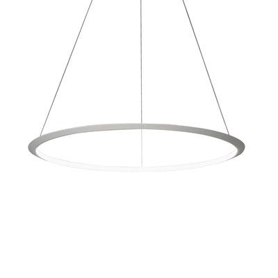 Grok Circular LED-Hängeleuchte Ø 200cm 930 DALI (lampenwelt.ch)