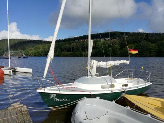 Segelboot Regatta Schnuppersegeln Ausbildung Sportbootführerschein