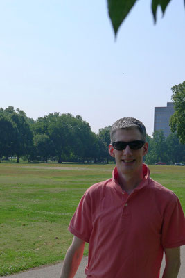 "Annual ""pilgrimage"" for refreshment & inspiration in Nashville, on the grounds of the Parthenon (Nashville, TN 2014)"