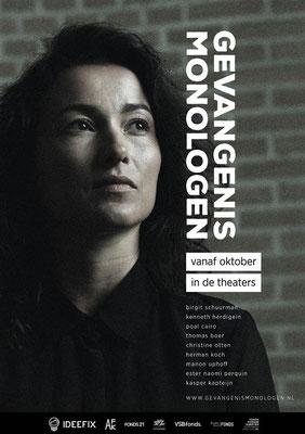Gevangenismonologen, St. Ideefix - oktober 2017