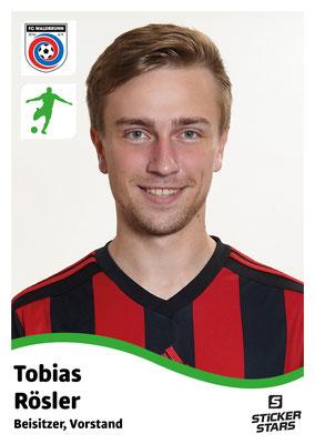 Tobias Rösler