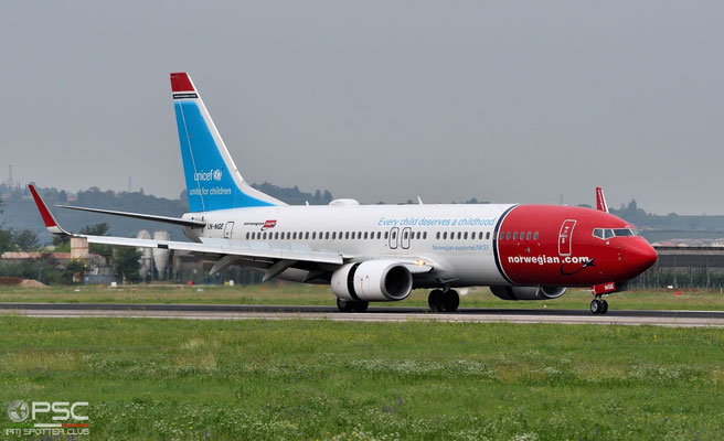 LN-NGE B737-8JP 39050/4196 Norwegian