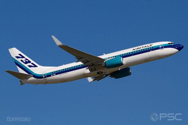 EI-IRI B737-86J 36881/3671 Air Italy