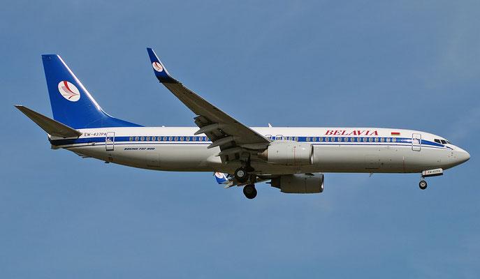 EW-437PA B737-8K5 27988/508 Belavia - Belarusian Airlines
