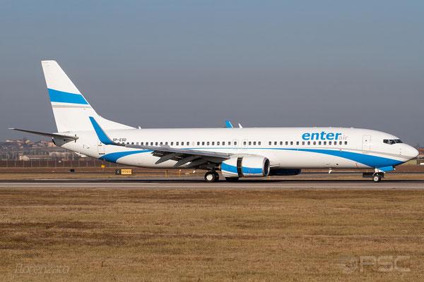 SP-ESD B737-8AS 29934/1050 Enter Air
