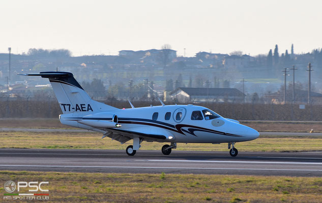 T7-AEA Eclipse 500 000226 Air Eclipse Int. SRL
