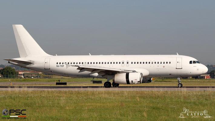 SU-TCF A320-232 1561 FlyEgypt