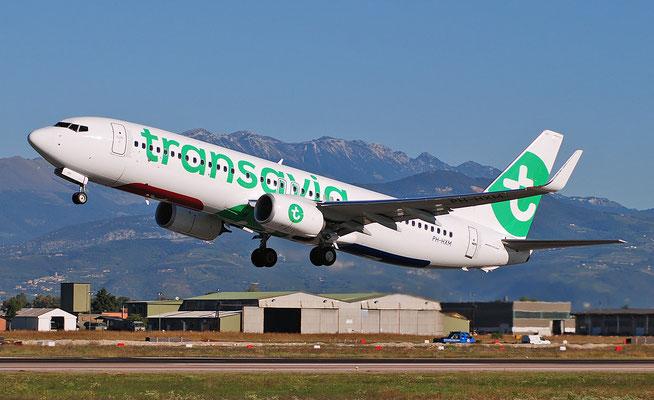PH-HXM B737-800 62165/6889 Transavia Airlines  © Piti Spotter Club Verona