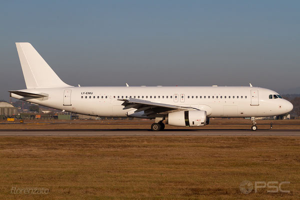 LY-EMU A320-233 2118 GetJet Airlines