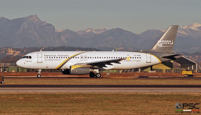 SU-NMB A320-232 1732 Nesma Airlines