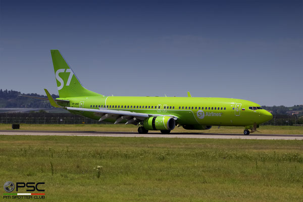 VP-BND B737-83N 28245/1054 S7 Airlines @ Aeroporto di Verona 23.07.2018  © Piti Spotter Club Verona