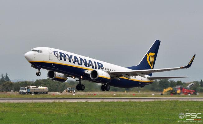 EI-EVW B737-8AS 40318/4204 Ryanair