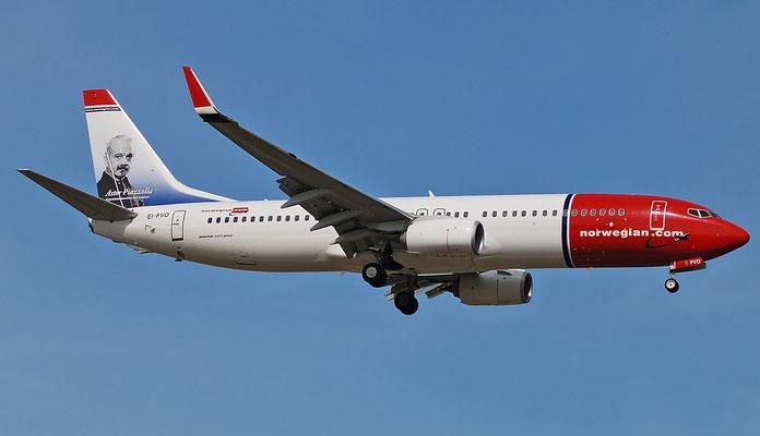 EI-FVO B737-800 42278/6347 Norwegian