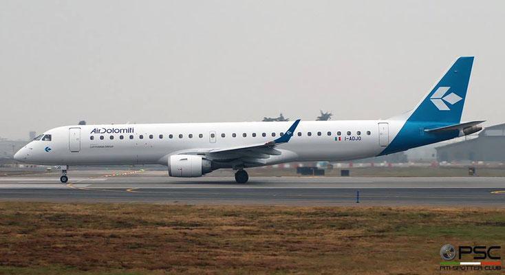 I-ADJO ERJ195LR 19000280 Air Dolomiti