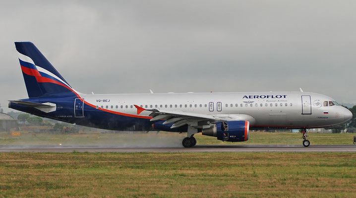 VQ-BEJ A320-214 4160 Aeroflot