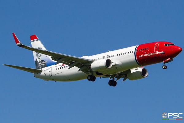 EI-FVH B737-800 42083/6232 Norwegian