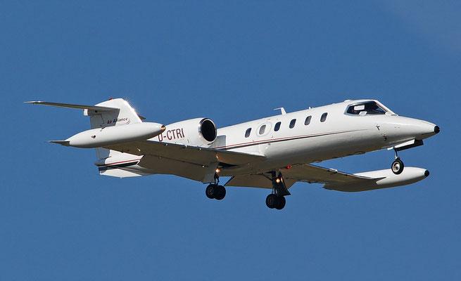 D-CTRI Learjet 35A 35A-346 Air Alliance GmbH