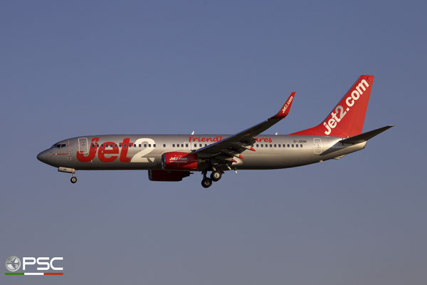 G-JZHH B737-85P 28536/540 Jet2