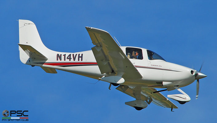 N14VH Private  Cirrus SR20