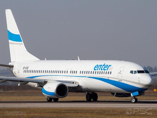 SP-ESE B737-8Q8 30688/2280 Enter Air