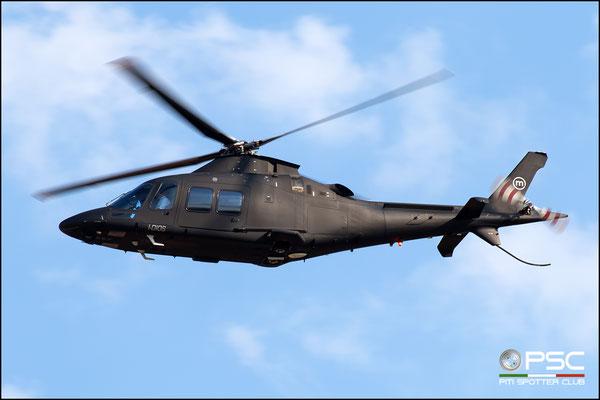 I-DIOS  AgustaWestland AW109SP Grand New ( c/n 22217 ) - mfg: 2010 Air Corporate - @ Aeroporto di Verona 18.08.2018  © Piti Spotter Club Verona