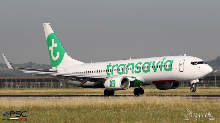 PH-HSM B737-8K2 42067/5389 Transavia Airlines