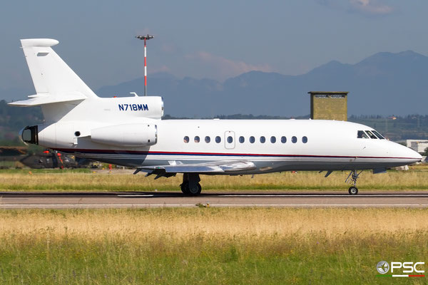 N718MM Falcon 900EX-EASy 179 Moinian Jet One Holdings LLC