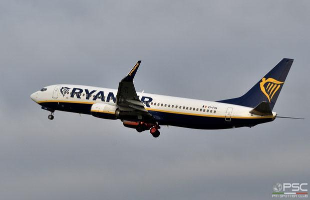 EI-FIN B737-8AS 44701/5444 Ryanair