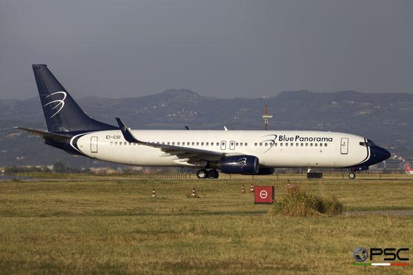 EI-CSI B737-8AS 29924/578 Blue Panorama Airlines
