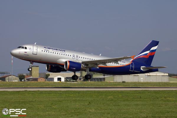 VQ-BCN A320-214 3954 Aeroflot
