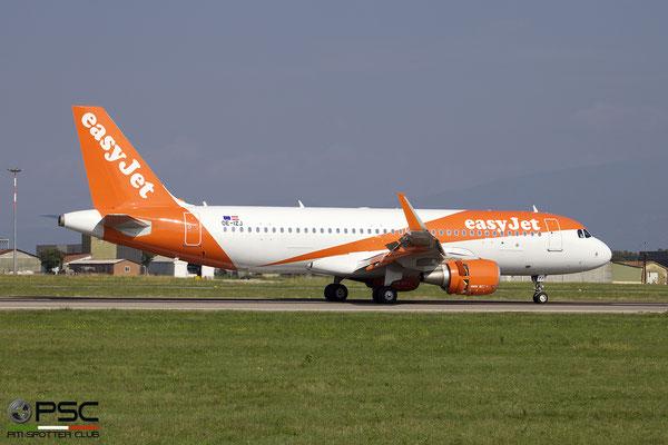 OE-IZJ A320-214 6902 easyJet Europe